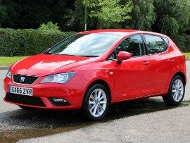 SEAT Ibiza 1.4 Toca Sat Nav 5 Door Hatchback
