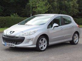 Peugeot 308 1.6 VTi Sport 5 Door Hatchback