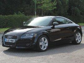 Audi TT 2.0 TDi Quattro Coupe