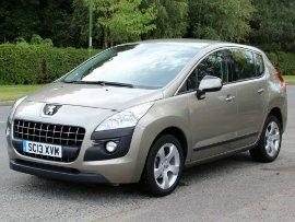 Peugeot 3008 1.6 HDi Active 5 Door MPV