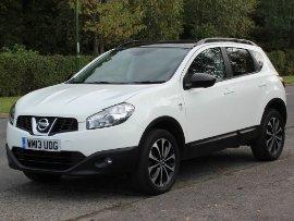 Nissan Qashqai 1.6 SE 360 5 Door Sports Utility Vehicle