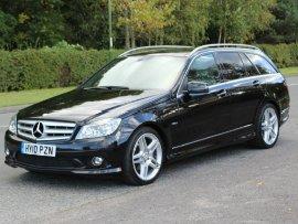 Mercedes-Benz C Class C220 2.2 Cdi BlueEFFICIENCY Sport Comand Automatic Estate