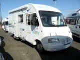 Pilote Galaxy 40 Peugeot  Motor Caravan SOLD  Motorhome