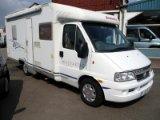 Dethleffs Advantage T 6541 Fiat Motor Caravan SOLD Motorhome