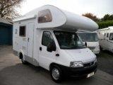 Knaus Sport Traveller 500 D Fiat motor caravan SOLD Motorhome