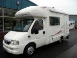 Avondale Seascape 5-CSX Fiat SOLD motor caravan Motorhome