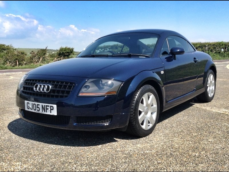 Used Audi TT East Sussex