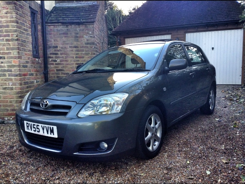 Used Toyota Corolla East Sussex