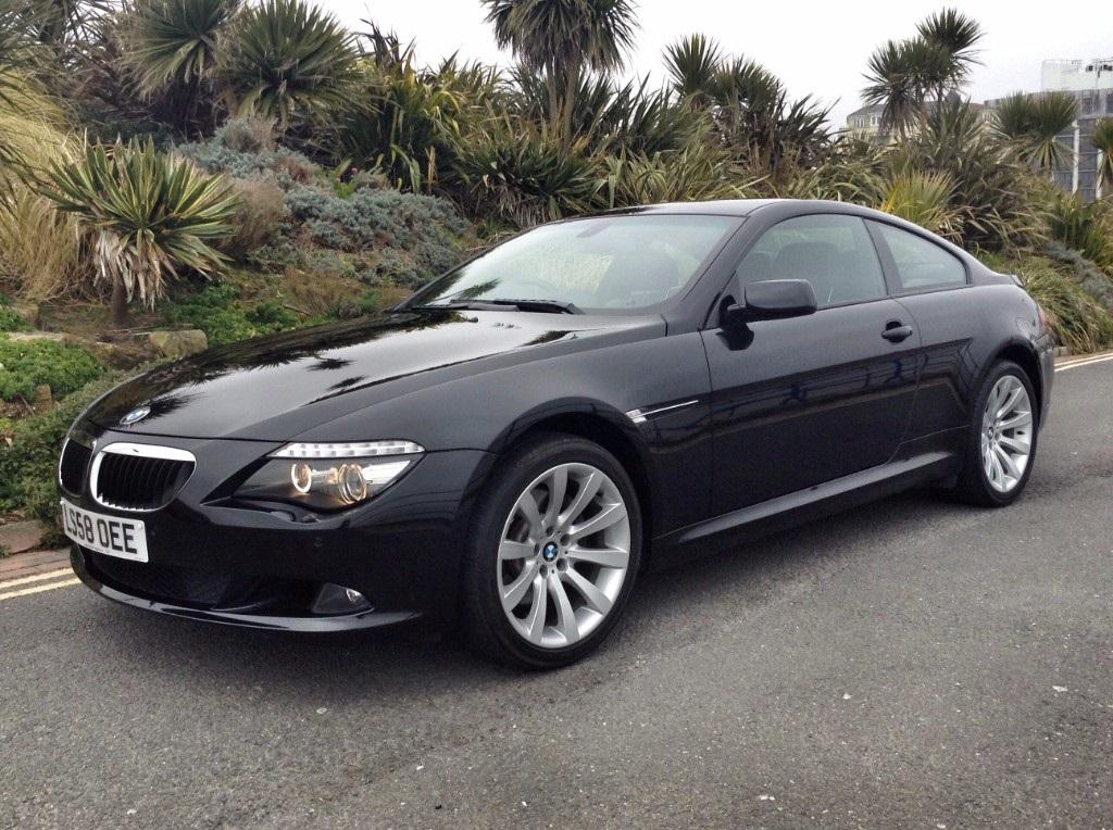 Used BMW 6 Series East Sussex