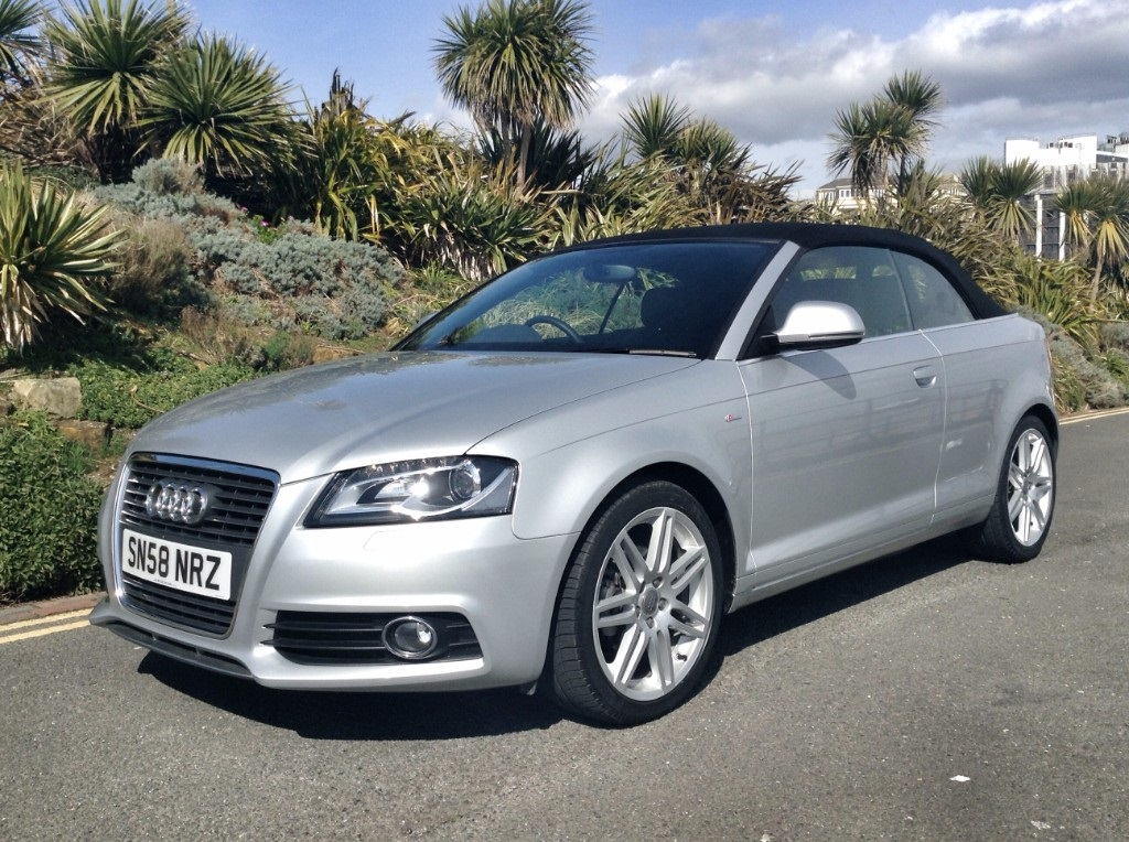 Used Audi A3 East Sussex