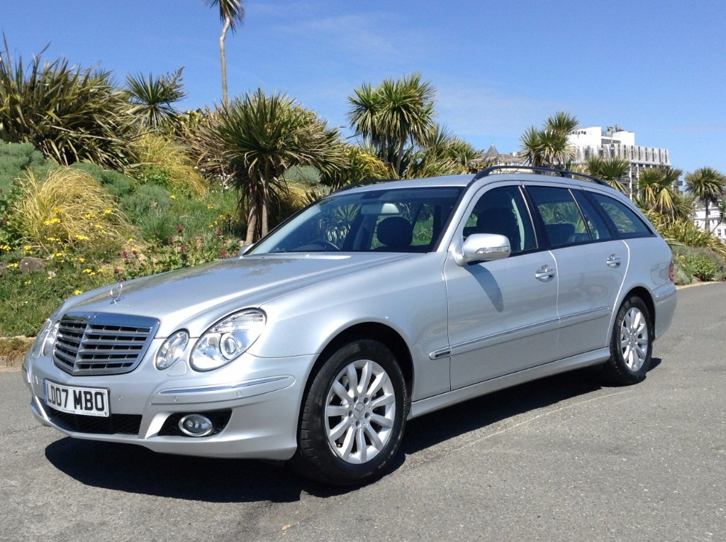 Used Mercedes-Benz E Class East Sussex