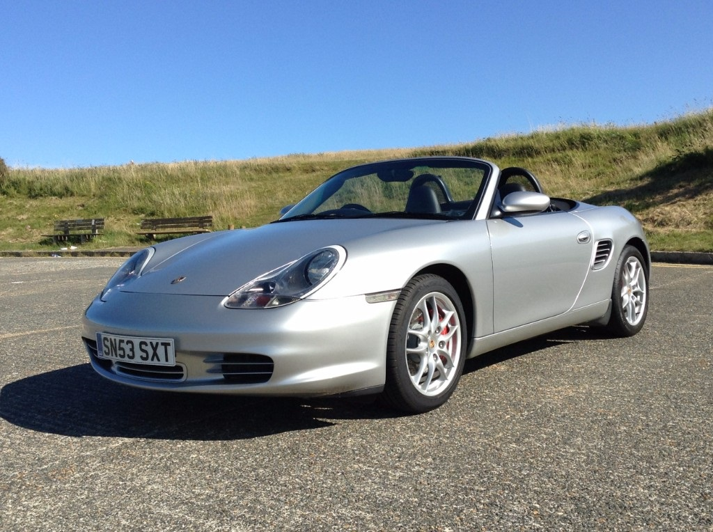 Used Porsche Boxster East Sussex