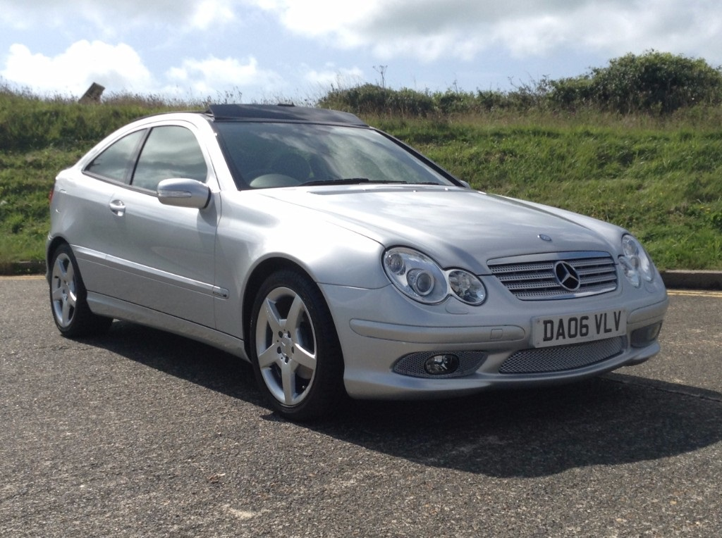 Used Mercedes-Benz C Class East Sussex