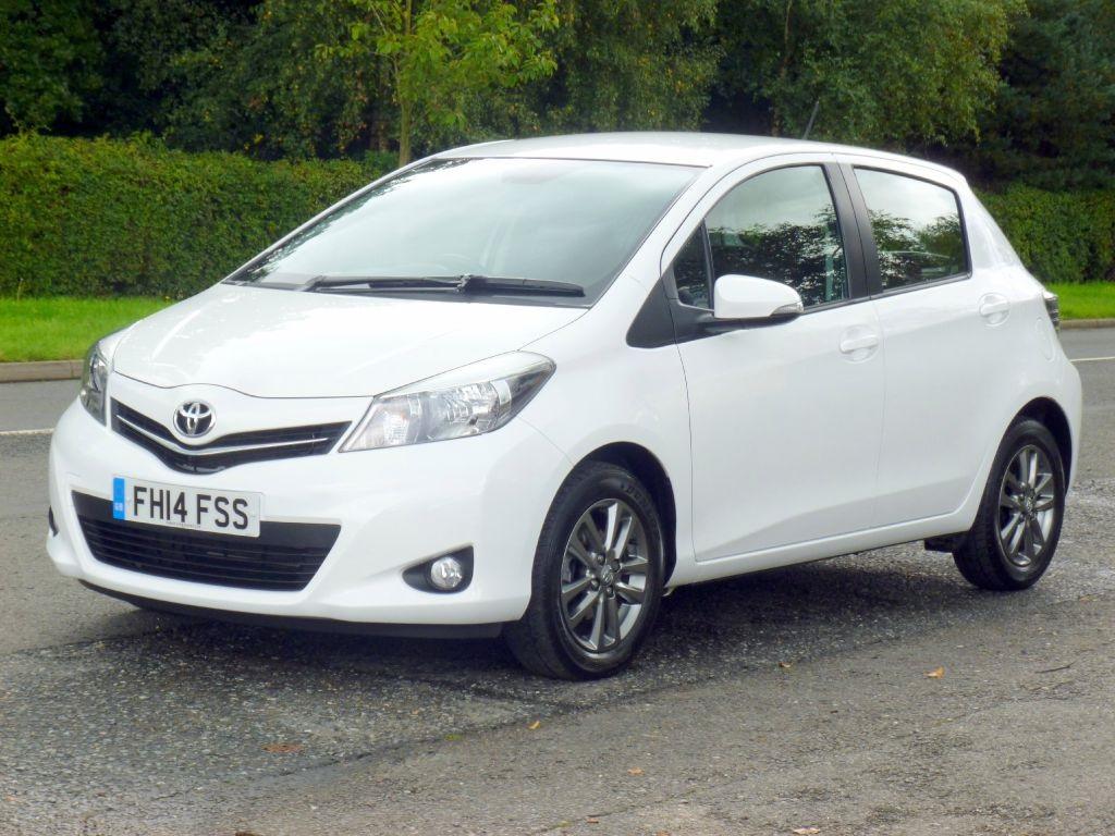 2014 Toyota Yaris 1.33 VVT-I Icon Plus 5 Door