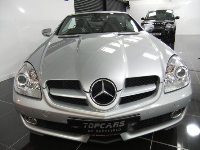 Mercedes-Benz SLK Slk280 Image 3