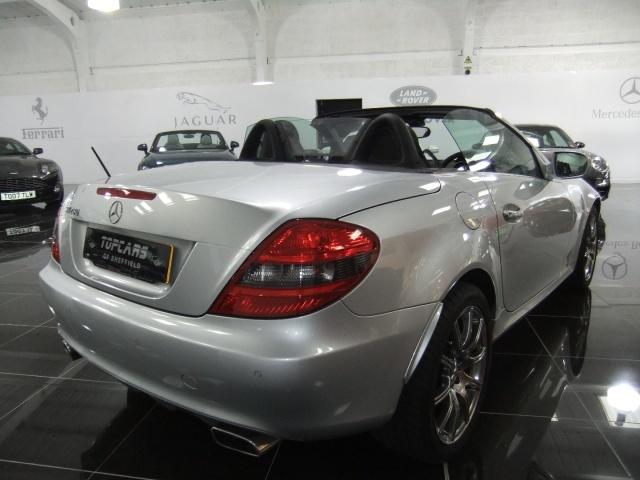 Mercedes-Benz SLK Slk280 Image 7