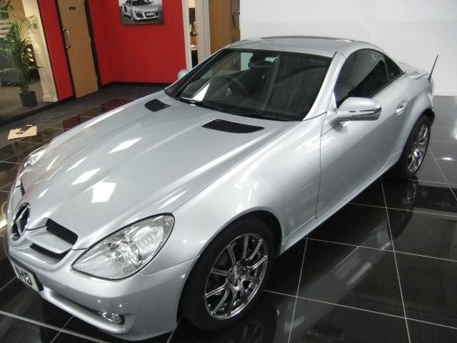 Mercedes-Benz SLK Slk280 Image 14