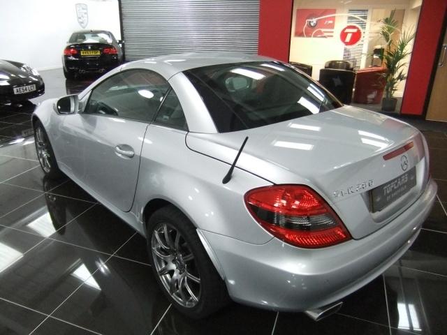 Mercedes-Benz SLK Slk280 Image 15