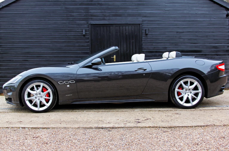 Maserati Grancabrio  Sport - 1 OWNER - 15,000 Miles - Image 3