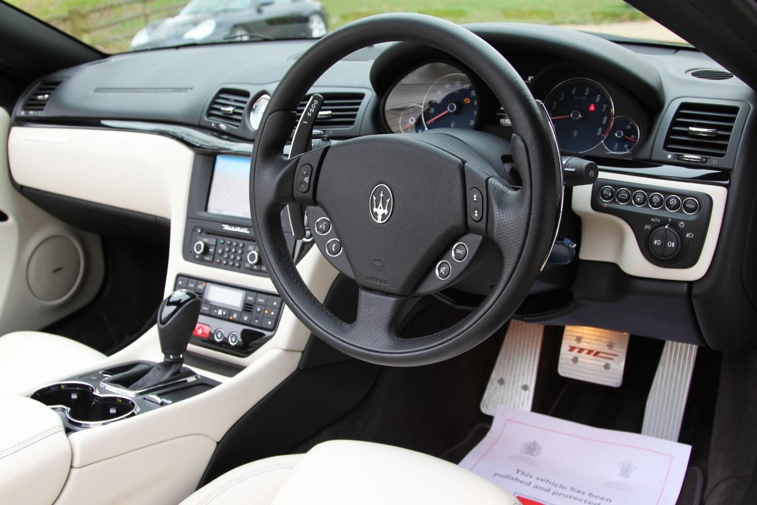 Maserati Grancabrio  Sport - 1 OWNER - 15,000 Miles - Image 10