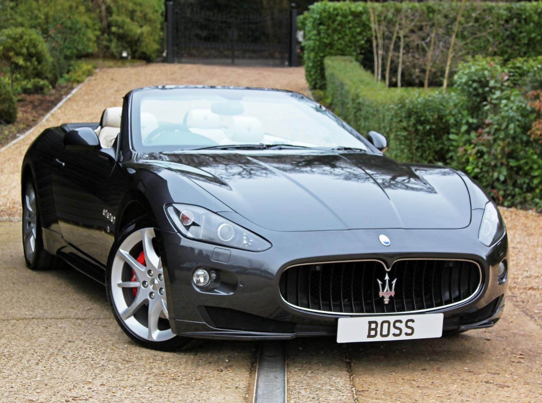 Maserati Grancabrio  Sport - 1 OWNER - 15,000 Miles - Image 1