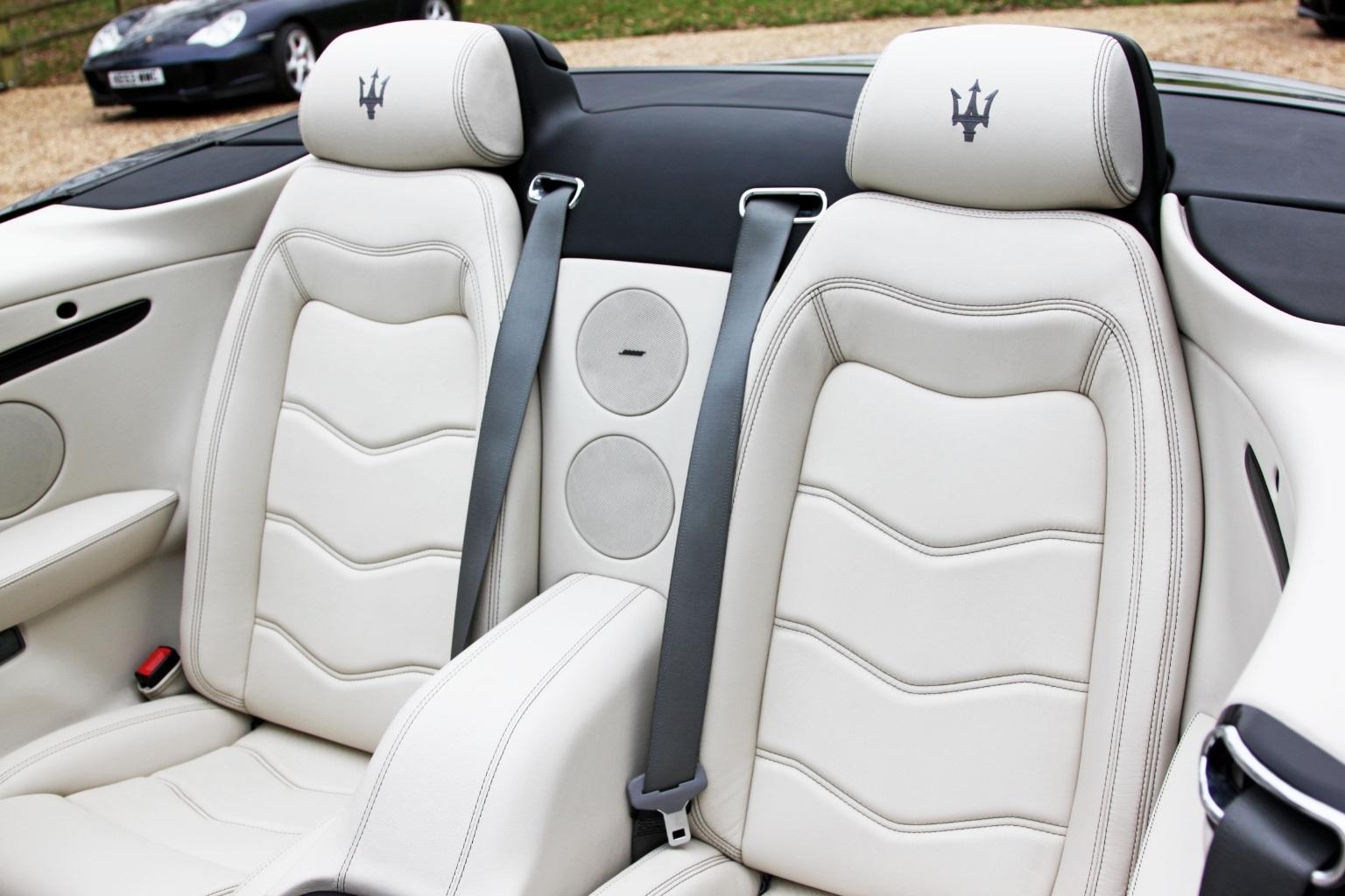 Maserati Grancabrio  Sport - 1 OWNER - 15,000 Miles - Image 13