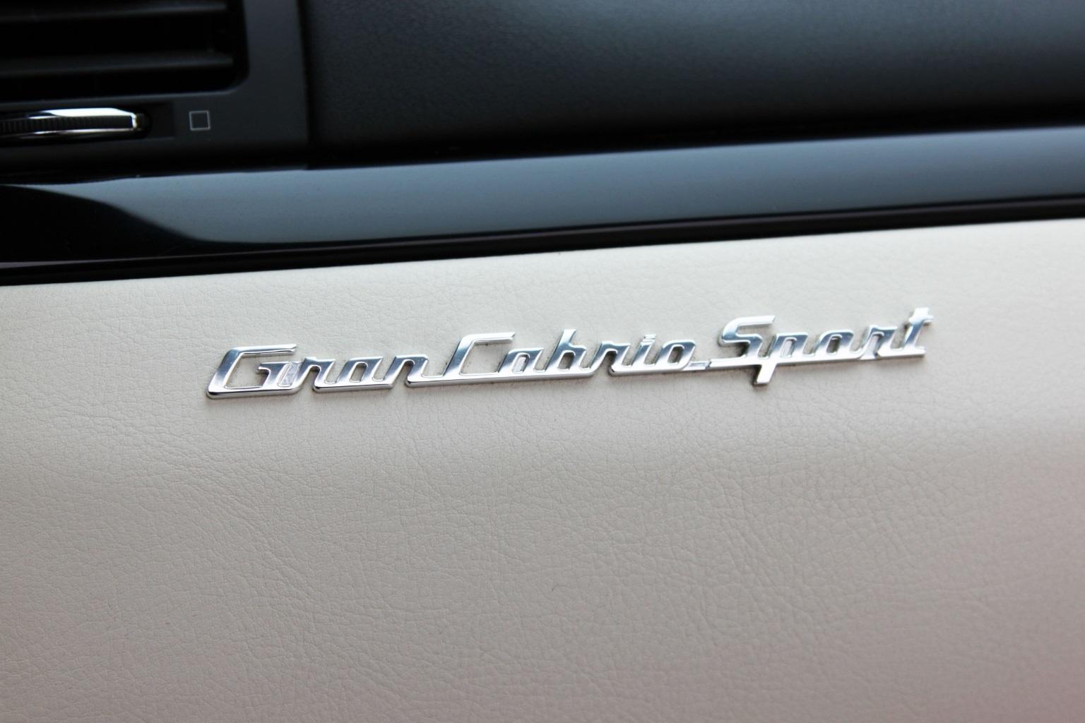 Maserati Grancabrio  Sport - 1 OWNER - 15,000 Miles - Image 18