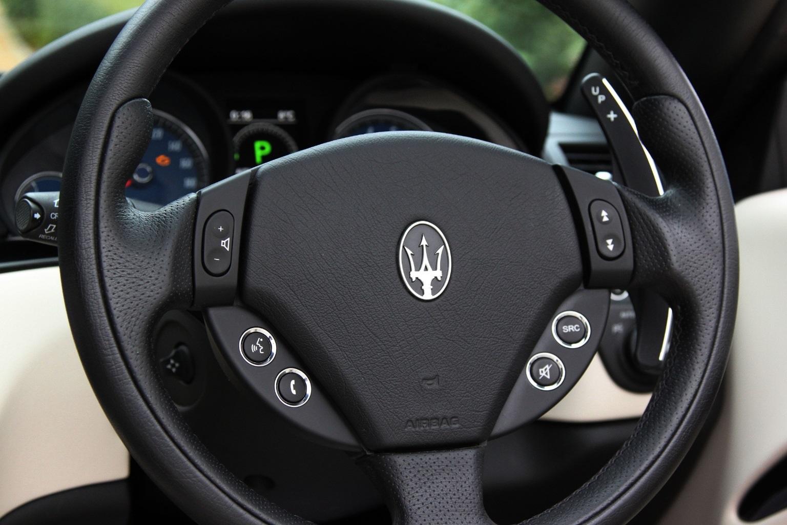 Maserati Grancabrio  Sport - 1 OWNER - 15,000 Miles - Image 14
