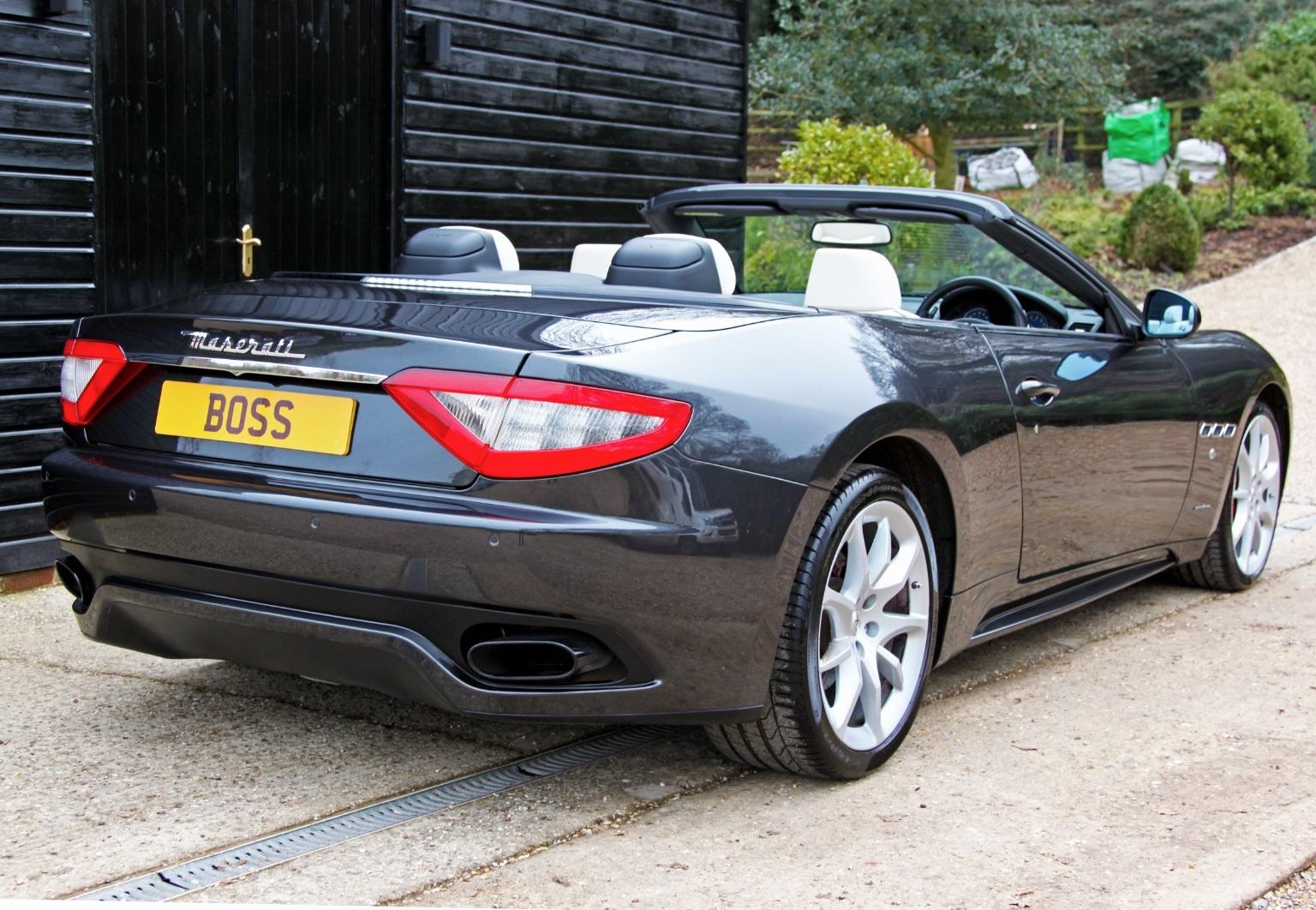 Maserati Grancabrio  Sport - 1 OWNER - 15,000 Miles - Image 6