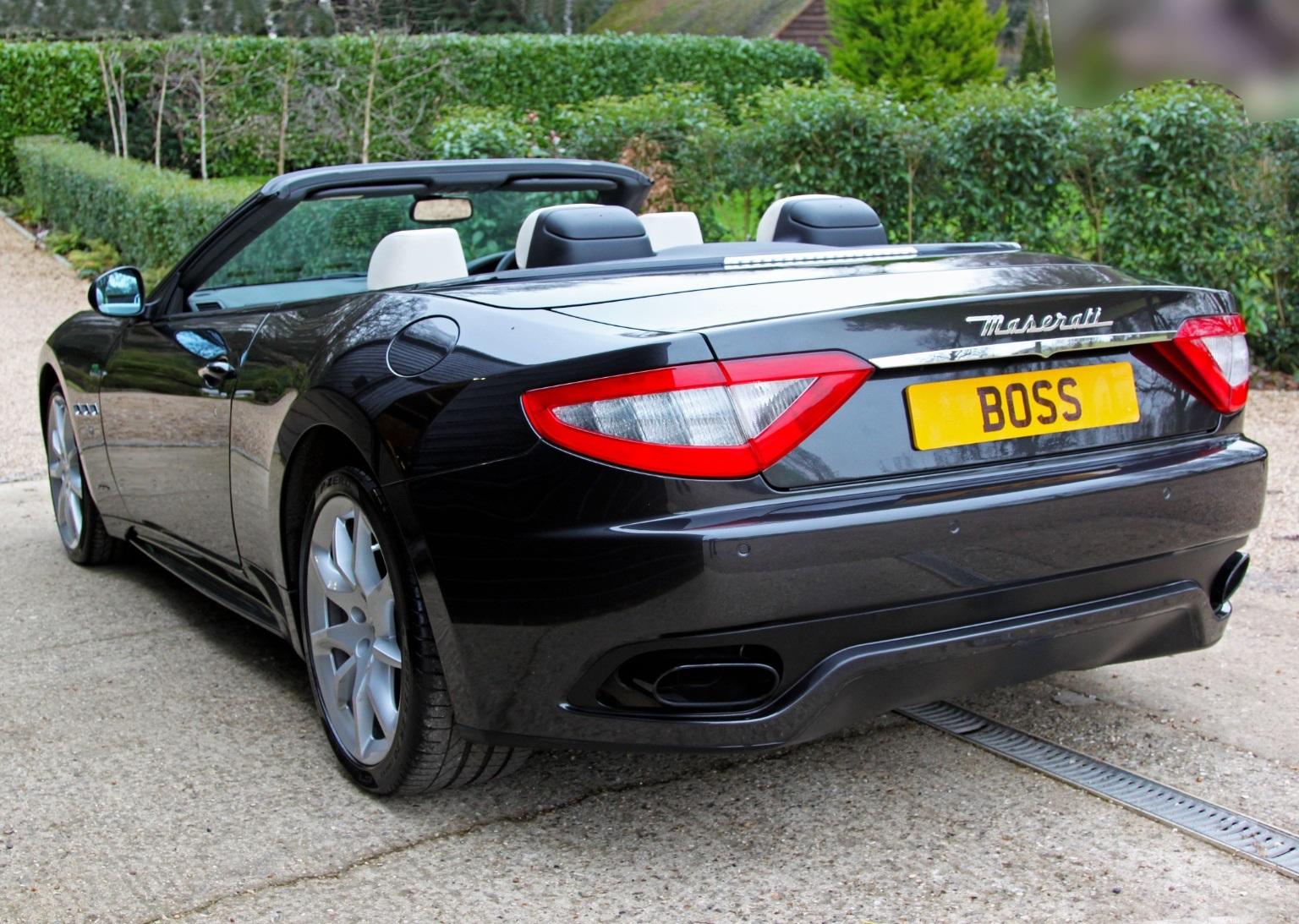 Maserati Grancabrio  Sport - 1 OWNER - 15,000 Miles - Image 5
