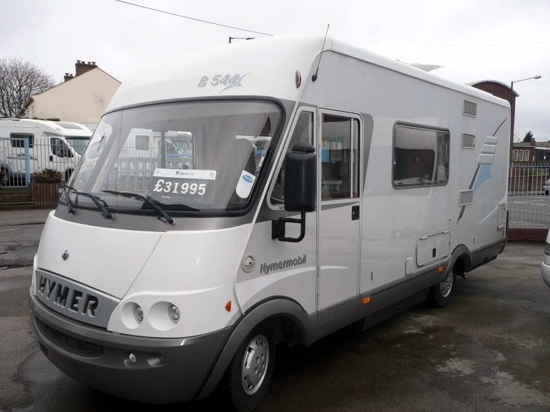 Hymer b544 for sale