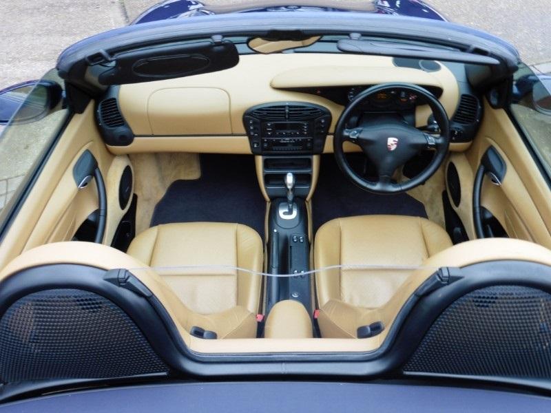 Boxster 2.7 2.7 Tiptronic Auto