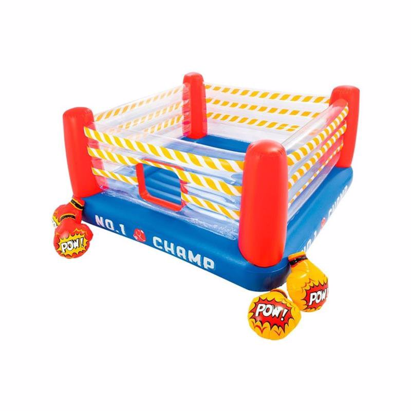 Надувной игровой центр-батут Intex 48250 (226 x 226 x 110 см) Jump-O-Lene