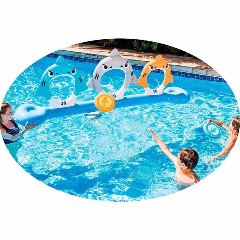 Игровой центр Intex 57501 Акулы (267 x 51 x 91 см) Для игр на воде