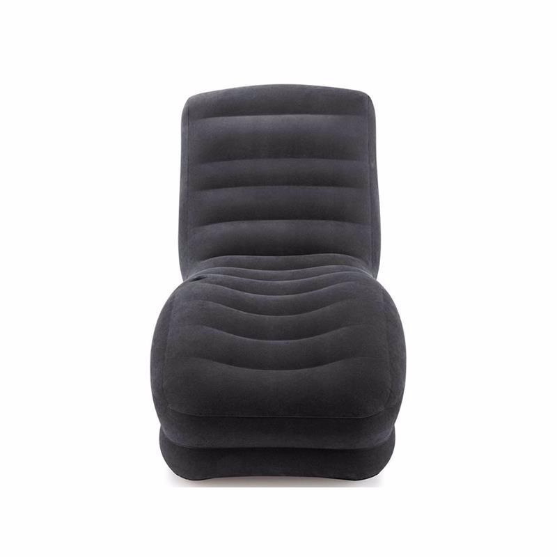 Надувное кресло Intex 68595 (86 x 170 x 94 см) Mega Lounge
