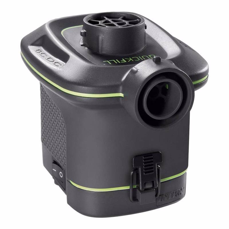 Электронасос Intex 66638 (420 литр/мин) Quick-Fill™ Battery (Работает от 6-ти батареек, типа С)