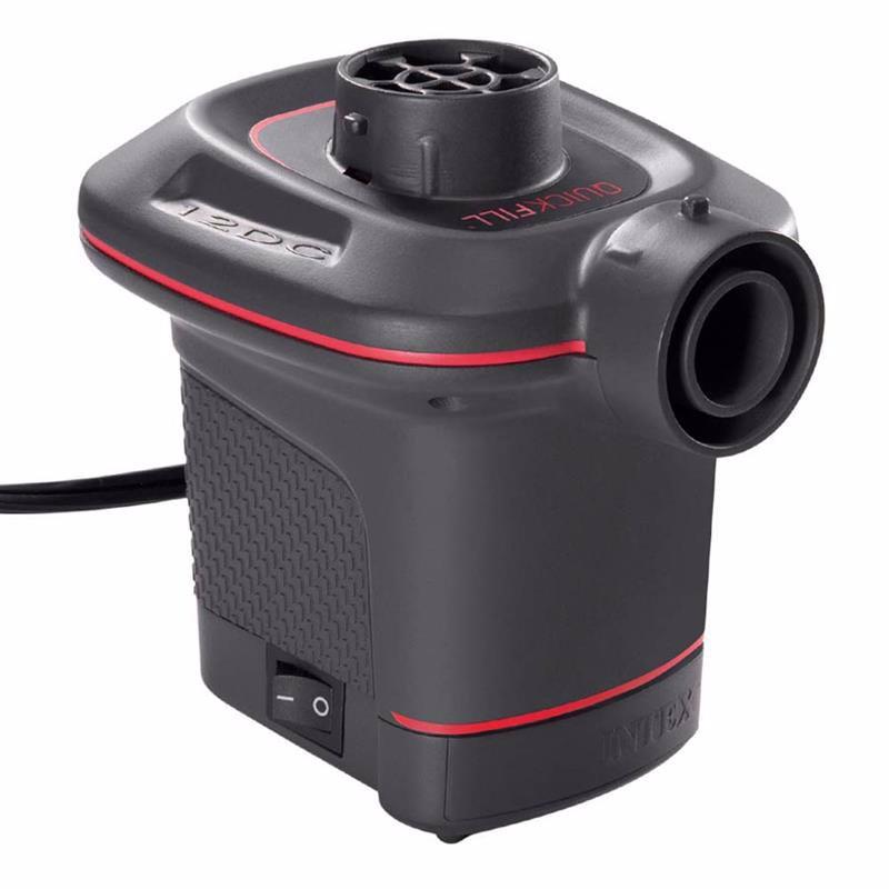 Электронасос Intex 66636 (650 литр/мин) Quick-Fill™ DC (Работает от прикуривателя 12B)