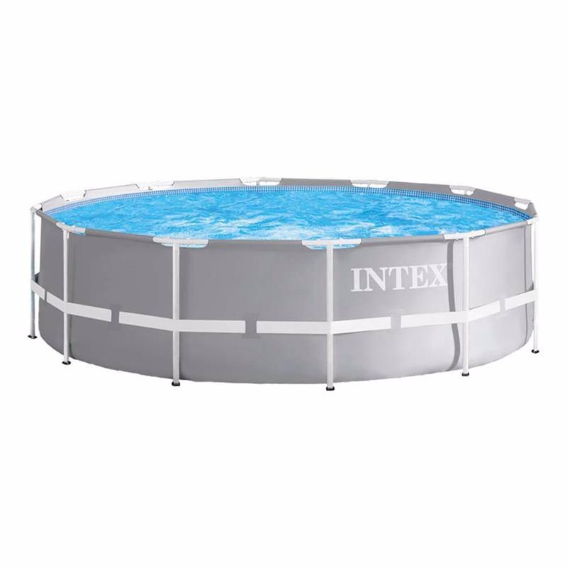 Круглый каркасный бассейн Intex 26716 (366 x 99 см) Prism Frame Pool