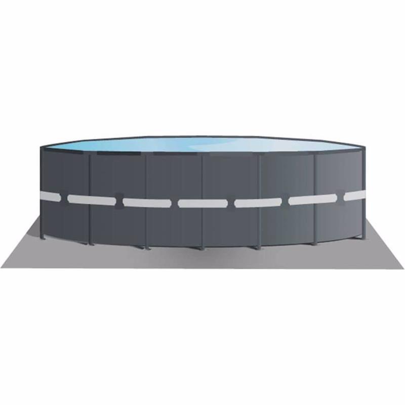 Круглый каркасный бассейн Intex 26340 (732 x 132 см) Ultra XTR Frame Pool