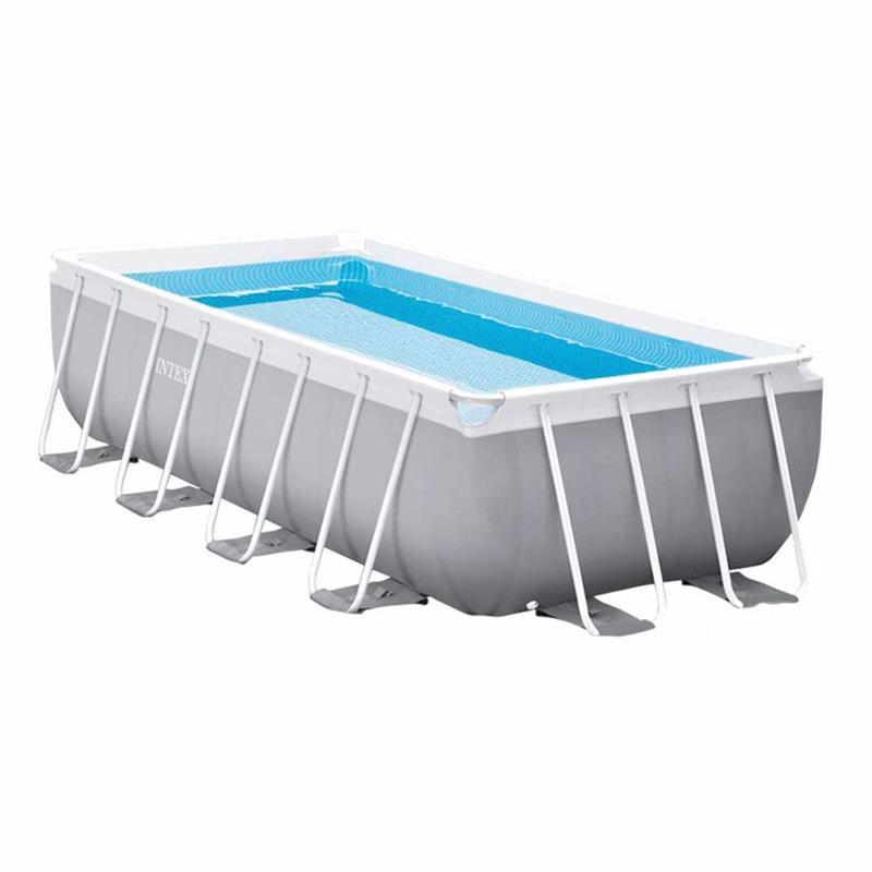 Прямоугольный каркасный бассейн Intex 26788 (400 x 200 x 100 см) Prism Frame Pool