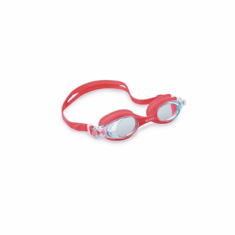 Очки для плавания Intex 55693 (Красный) Pro Team Goggles