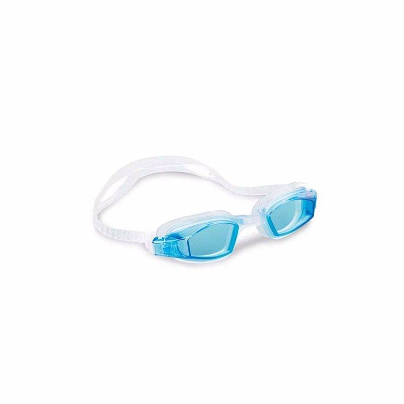 Очки для плавания Intex 55682 (Голубой) Free Style Sport Goggles
