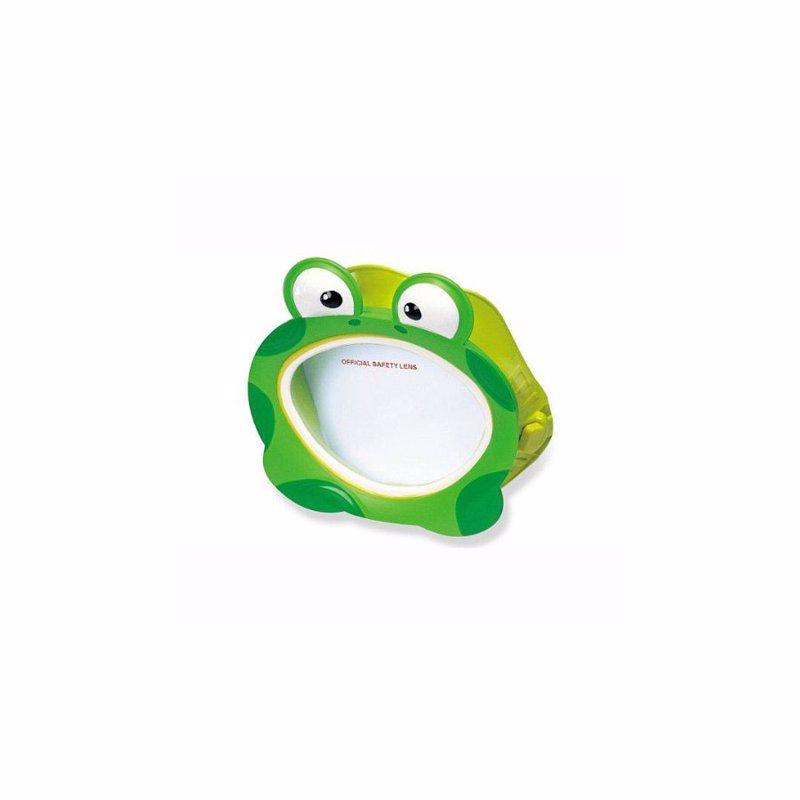 Детская маска для плавания Intex 55910 (Зеленый) Fun Masks