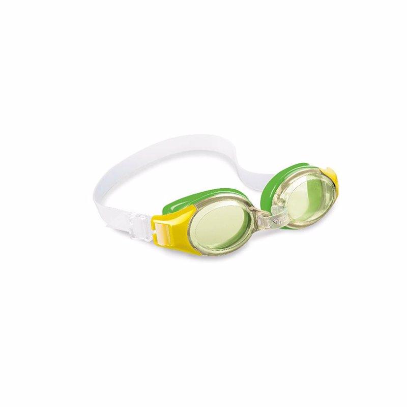 Детские очки для плавания Intex 55601 (Салатовый) Junior Goggles