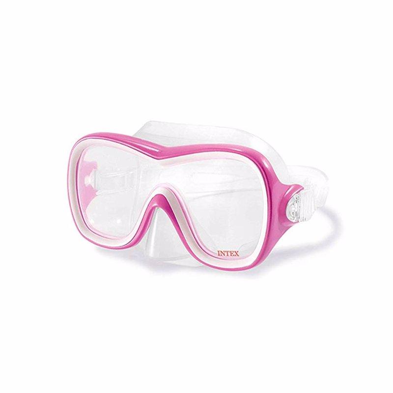 Маска для плавания Intex 55978 (Розовый) Wave Rider Masks