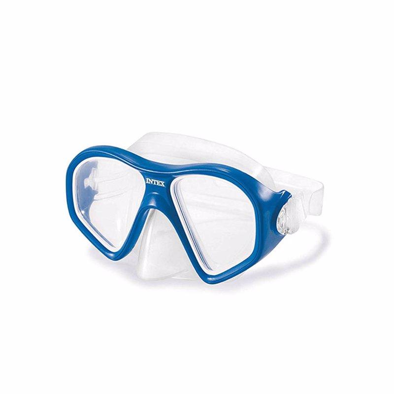 Маска для плавания Intex 55977 (Синий) Reef Rider Masks