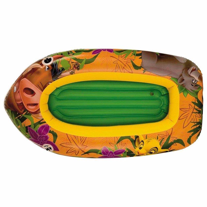 Детская надувная лодка Intex 58385 Король Лев (119x79 см) The Lion King Boat