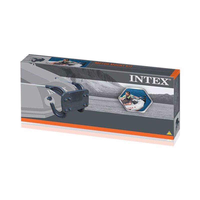 Комплект для установки мотора Intex 68624 Motor Mount Kit Транец для лодки Challenger, SeaHawk, Excursion, Mariner