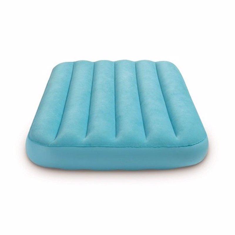 Детский надувной матрас Intex 66803 (88 x 157 x 18 см) Cozy Kidz (Голубой)