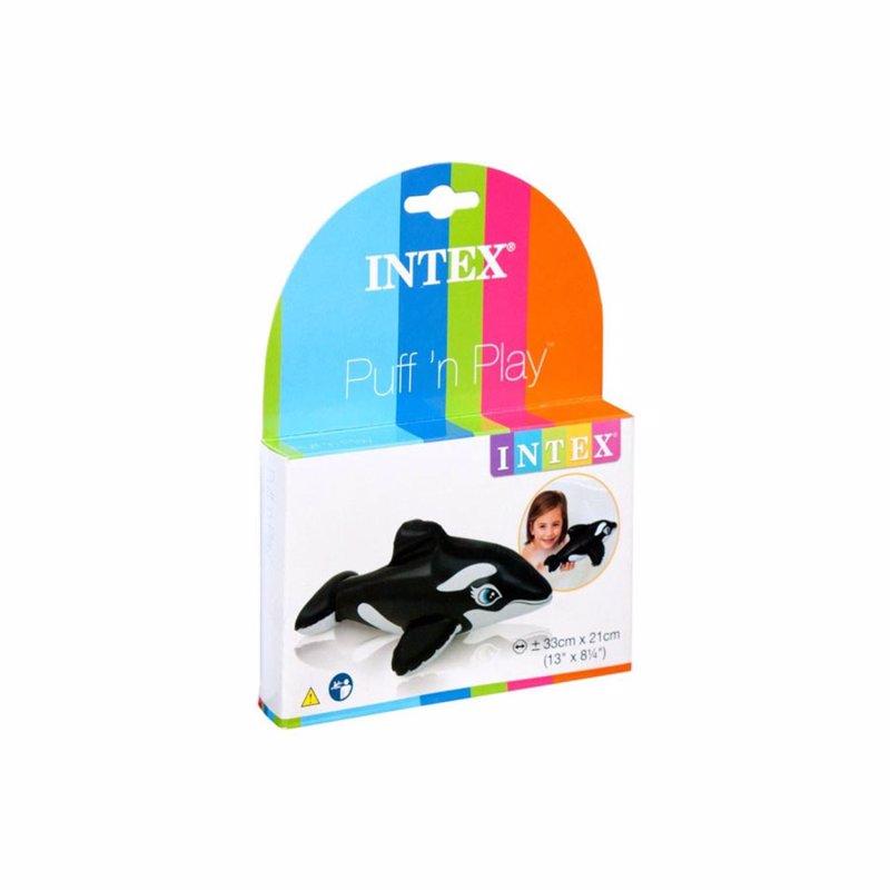 Надувная игрушка Intex 58590 Puff 'n Play (Касатка)